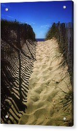 Acrylic Print featuring the photograph Old Cape Cod by Carol Kinkead