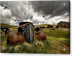 Old  Car Bodie State Park Acrylic Print