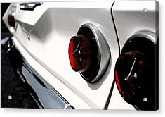 Old Chevy Acrylic Print by Cabral Stock