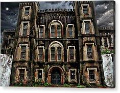 Old City Jail Acrylic Print