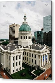 Old Courthouse - St. Louis, Mo Acrylic Print by Dylan Murphy