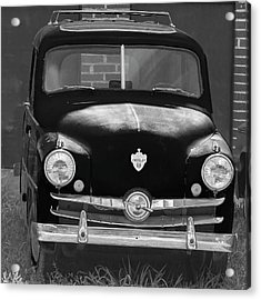Old Crosley Motor Car Acrylic Print