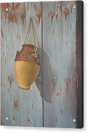 'old Door' Acrylic Print by Marina Harris