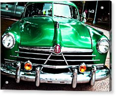 Acrylic Print featuring the photograph Old Dreams In The Neighborhood by MJ Olsen