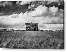 Old Farmhouse Acrylic Print