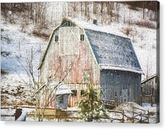 Old Fashioned Values - Country Art Acrylic Print