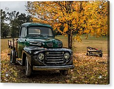 Old Ford Acrylic Print