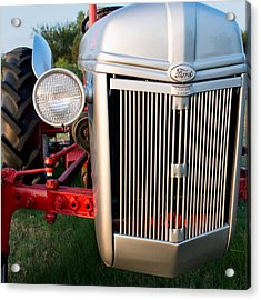 Ford Tractor 9n Tractor Front Acrylic Print