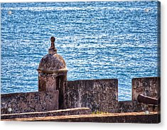 Old Fort  Acrylic Print