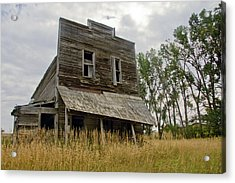 Old General Store Acrylic Print by James Steele