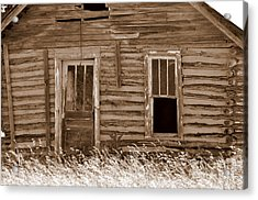 Old Home In The Ozarks Acrylic Print by Marty Koch
