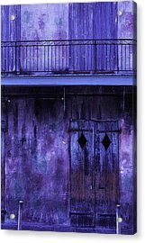Old Jazz Club Acrylic Print