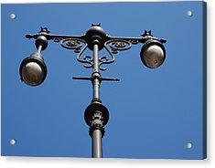 Old Lamppost Acrylic Print by Rob Hans
