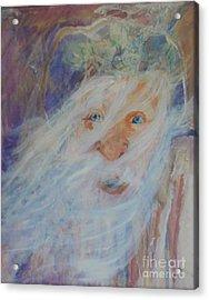 Old Man And The Sea Acrylic Print