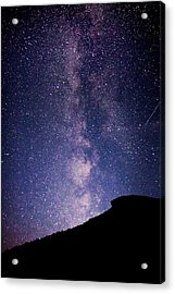 Old Man Milky Way Memorial Acrylic Print