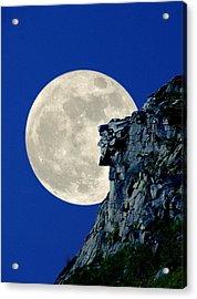 Old Man Vertical Acrylic Print by Larry Landolfi