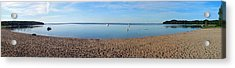 Old Mission Harbor Acrylic Print by Twenty Two North Photography