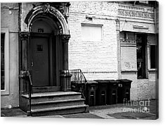 Old Mulberry Street Acrylic Print