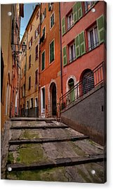 Old Nice - Vieille Ville 002 Acrylic Print
