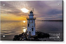 Old Saybrook Outer Light Acrylic Print