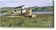 Inverness Denizen Acrylic Print