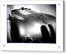 Old Style Speed Acrylic Print by Jerry Taliaferro