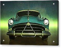 Old-timer Hudson Hornet Acrylic Print