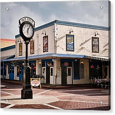 Old Town - Kissimmee - Florida Acrylic Print by Greg Jackson