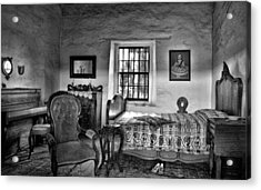 Old Town San Diego - Historic Park Bedroom Acrylic Print by Mitch Spence
