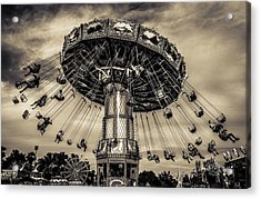 Old Tyme County Fair Acrylic Print