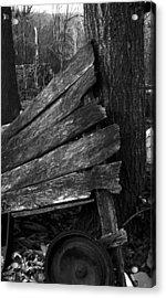 Olddoornextdoor21-23 Acrylic Print by Curtis J Neeley Jr