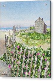 Olde Cape Cod Acrylic Print