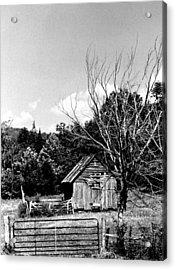 Oldshack Acrylic Print