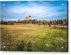 Olesko Castle In Ukraine Acrylic Print by Tetyana Kokhanets