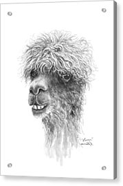 Oliver Acrylic Print