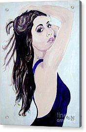 Olivia Acrylic Print