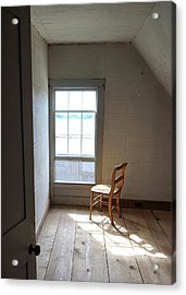 Olson House Chair And Window Acrylic Print