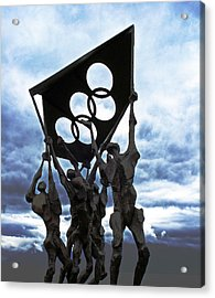 Olympic Acrylic Print