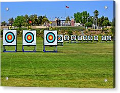 Olympic Training Center  Acrylic Print by See My Photos