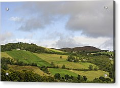Acrylic Print featuring the photograph On A Hill by Christi Kraft