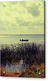 On A Sunny Sunday Afternoon Acrylic Print by Susanne Van Hulst