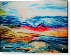 On Another Planet Acrylic Print