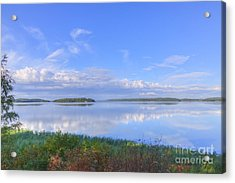 On August Morning Acrylic Print
