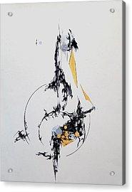 On Paper #1 Acrylic Print
