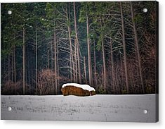 On Sacred Ground  Acrylic Print