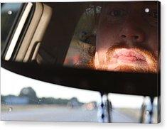 On The Road Again Acrylic Print by Jonathan Kotinek