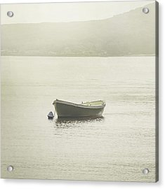 On The Water Acrylic Print by Az Jackson
