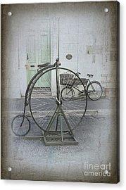 On Your Bike Acrylic Print