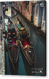 Once In Venice Acrylic Print