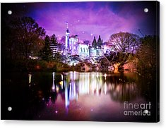 Once Upon A Fairytale Acrylic Print by Az Jackson